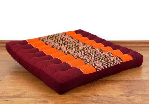 Sitzkissen, Bodenkissen *orange*
