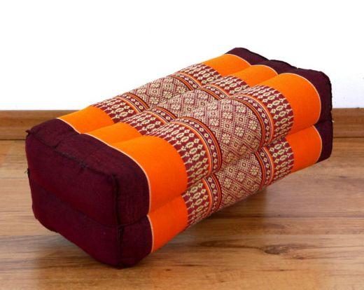 Stützkissen / Yogakissen *orange*