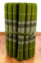 Kapok Rollmatte  *smaragtgrün*  Gr. S