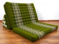 Jumbo Thaikissen, extra breit  *grün*