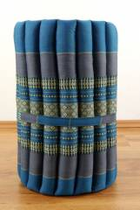 Kapok Rollmatte  *himmelblau*  Gr. S