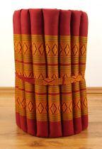 Kapok Rollmatte  *indischrot*  Gr. S