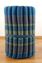 Kapok Rollmatte, Liegematte  *himmelblau*  Gr. S