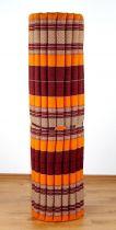 Kapok Rollmatte, Liegematte *orange* Gr. XL