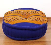 Kapok Zafukissen *blau - gelb*