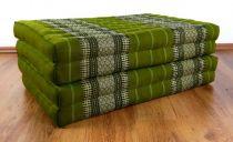 Kapok Klappmatratze  *smaragtgrün*