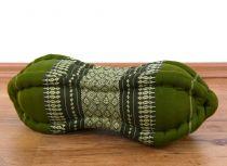 Nackenkissen, Papayakissen  *smaragtgrün*