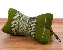 Nackenkissen, Sternkissen  *smaragtgrün*