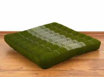Sitzkissen, Bodenkissen *smaragtgrün*