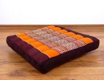 Sitzkissen, Stuhlkissen  *orange*