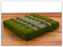 Sitzkissen, Stuhlkissen  *smaragtgrün*