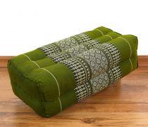 Stützkissen / Yogakissen *smaragtgrün*