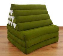 Thaikissen, einfarbig  *grün*