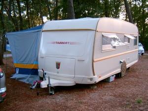 Wohnwagen 300x225 Die richtige Matratze für das Wohnmobil